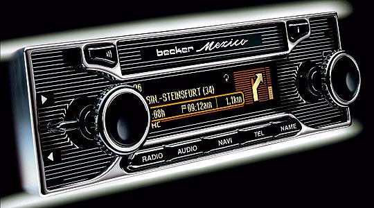 Сверхсовременную автомагнитолу замаскировали под старое радио Дата: 17/05/2006 Тема: Новости.